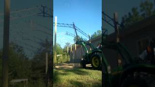 How to hang metal Trusses by yourself