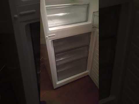 Двокамерний холодильник VESTFROST CW252W