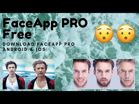 FaceApp Pro Download Free ✅ FaceApp Pro Everything UNLOCKED