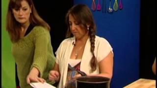 3 Cups Of Fun!  Episode #9 - Turkey Pot Pie, Tamales & Bûche De Noël