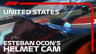 HELMET CAM! Enjoy A Driver's Eye View Of Circuit Of The Americas