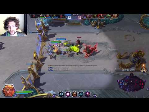 Heroes of the Storm: Quick Matches