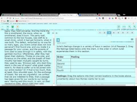 FSA Reading Retake Test PRE READING