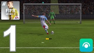 Video FIFA Mobile Soccer - Gameplay Walkthrough Part 1 - Tutorial, Attack Mode (iOS, Android) download MP3, 3GP, MP4, WEBM, AVI, FLV Desember 2017