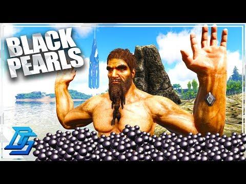 Black Pearls Raid - Ark Survival Evolved - Ragnarok Pvp - Pt 5
