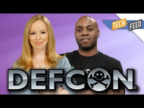 DEFCON 2013: Hacking Autonomous Cars, Smartphones & Each Other!
