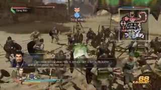Dynasty Warriors 8 Xtreme Legends Complete Edition 真・三國無双7 with 猛将伝 Gameplay - GTX 970