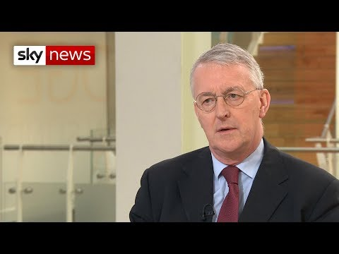 Benn: 'The risk of a No-Deal Brexit has only been delayed'