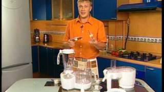 Возможности современного кухонного комбайна