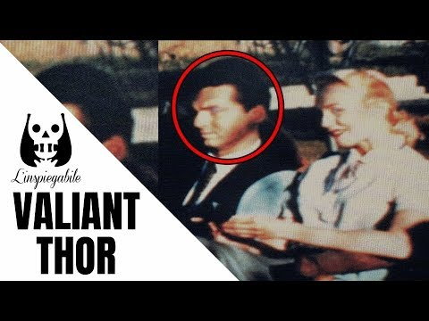 Valiant Thor: l'alieno che lavorò al Pentagono