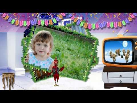 Анна Хазиева представляет С Новым годом, Оленька!