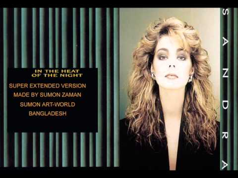 SANDRA - IN THE HEAT OF THE NIGHT [SUPER EXTENDED VERSION]