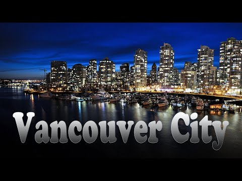 Welcome To Discover Vancouver City!