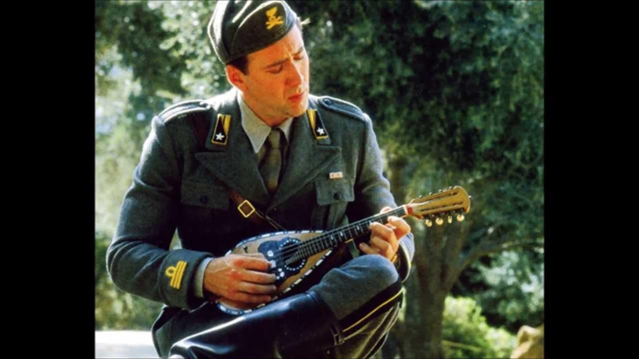 captain corelli s mandolin by louis de Peter bradshaw: nicolas cage is disastrously miscast in a dreary, drooping adaptation of the louis de bernières novel.