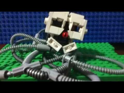 Lego Ennard|Five Nights at Freddy's:The Sister Location + Voice