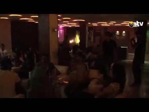 Soirée karaoké Salon de Thé  Galaxy Gabés 2014
