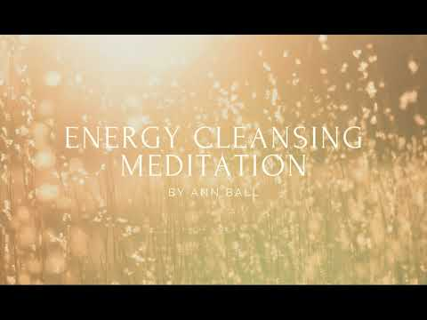 Energy Cleansing Meditation