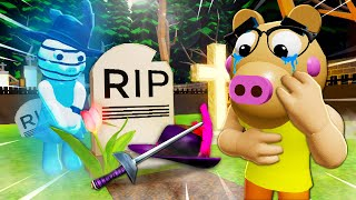 What Happened To Zizzy?! A Roblox Piggy Movie
