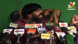 T.Rajendar Political Press Meet | Karunanidhi called me i met him thats it | Daughter