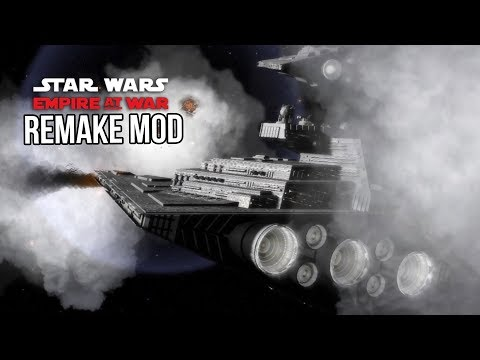 Star Wars Empire At War Remake - Release! (Light Version Moddb)