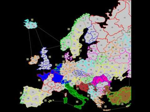 WarLight game: Coop europe
