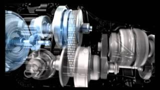 Бесступенчатая трансмиссия Subaru Lineartronic (CVT)