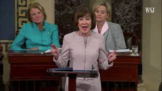 Sen. Susan Collins Will Vote to Confirm Judge Kavanaugh
