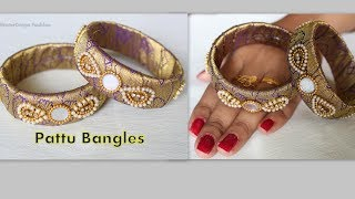 Beautiful bangles set design ideas for Indian brides/Churi set