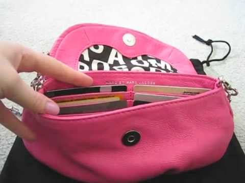 5719fd5644c3 Marc by Marc Jacobs  Classic Q - Karlie  Crossbody Bag - What fits inside