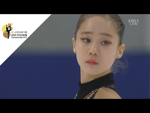 2015 Korean Nationals Ladies FS Group 4 Full Version