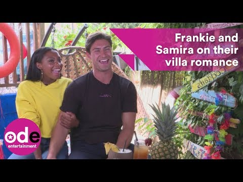 Love Island's Frankie and Samira on their villa romance and time in the hideaway