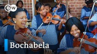 Musik und Freiheit: Das Bochabela String Quartet im Rheingau   Kultur.21