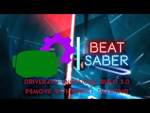 driver4vr update 5 0 - best tracking using kinect! : PSVRHack