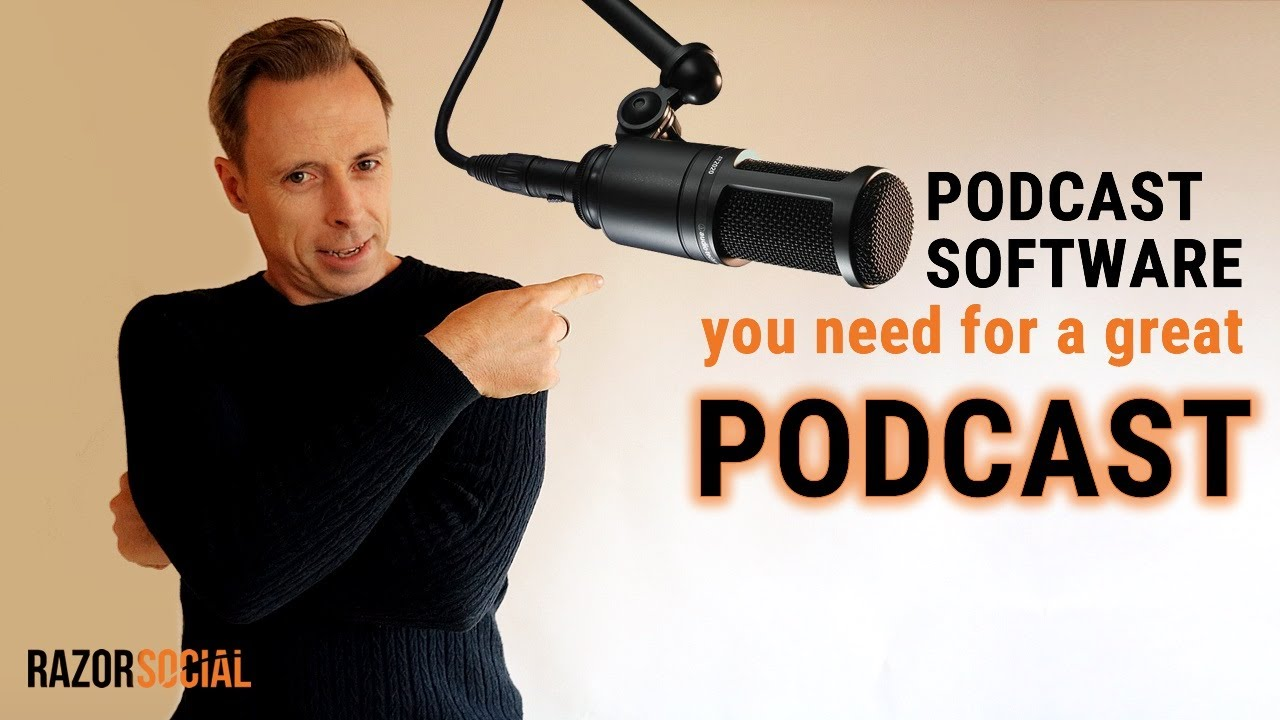 Best Podcast Software and Tools for a Great Podcast