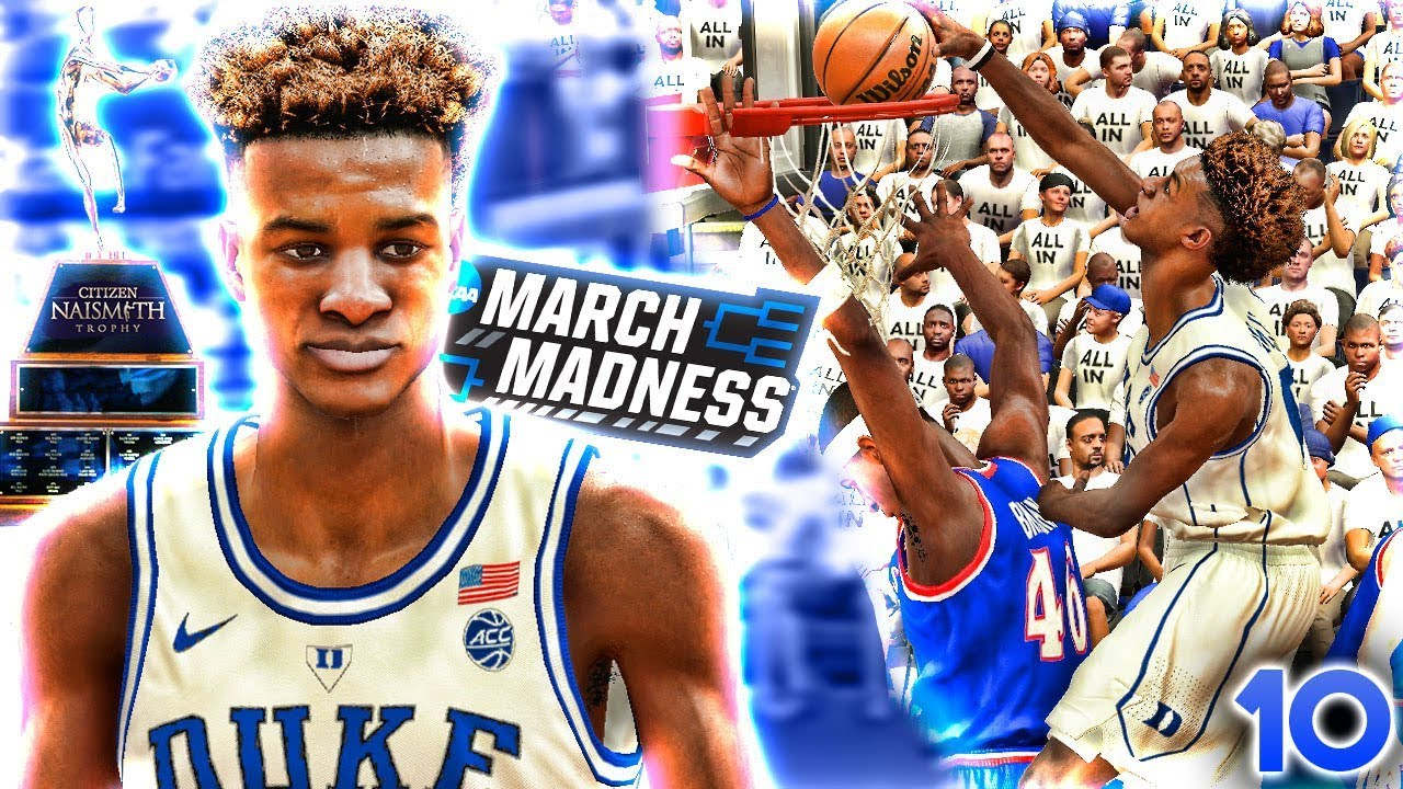 8e884d5d51d BRONNY GETS COLLEGE PLAYER OF THE YEAR AWARD + MARCH MADNESS