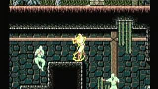 Sega Smashpack Volume 1 - Revenge Of Shinobi (Dreamcast) Game Play