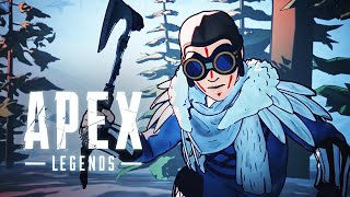 Apex Legends - Official Bloodhound Cinematic Origin Story | Stories from the Outlands