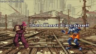 [HD] - Fightcade - Snk Vs Capcom Chaos Plus - Age(USA) Vs Yogatrap(MEX)