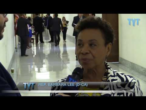 "EXCLUSIVE: Barbara Lee on ""Undemocratic"" Paul Ryan AUMF Action"