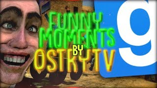(Garry's Mod) FUNNY MOMENTS HORROR MAP BY KRATOSEK