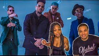 Chris Brown - Heat [Official Video] ft. Gunna (REACTION!!!)
