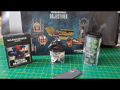 Warhammer 40,000 8th Edition Gaming Aids - Review