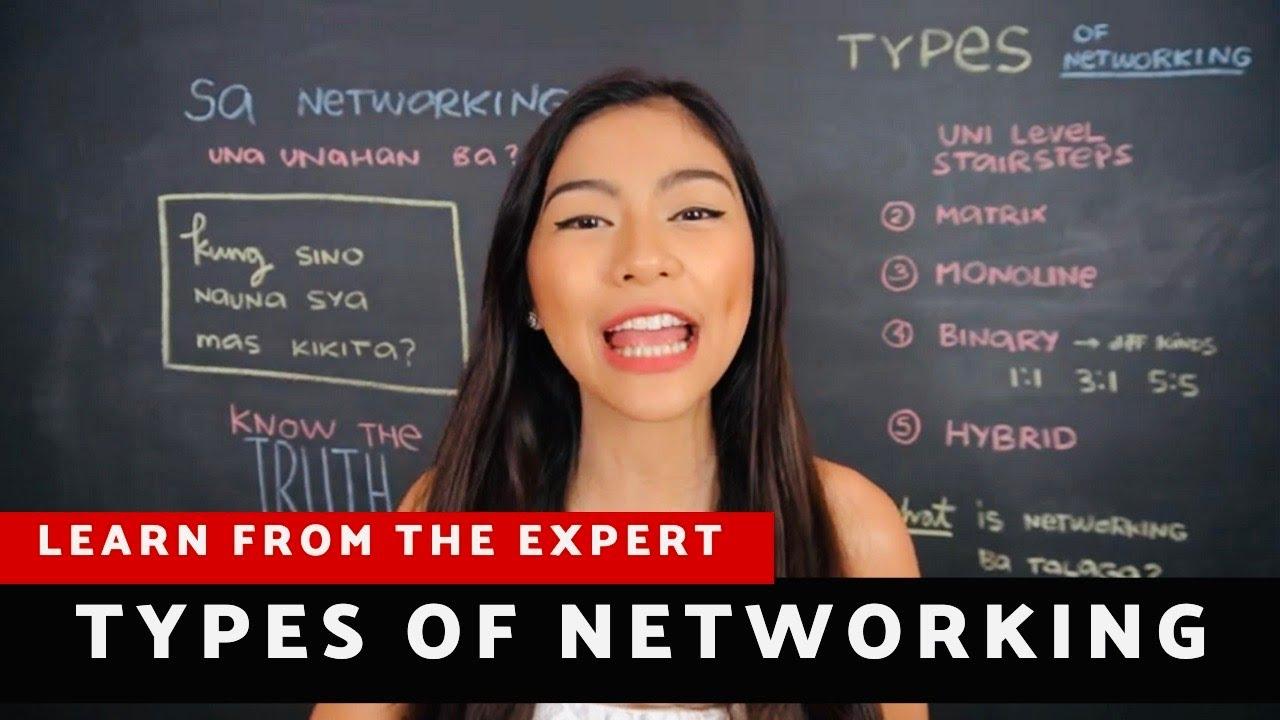 ANO NGA BA ANG NETWORKING? BE EDUCATED.