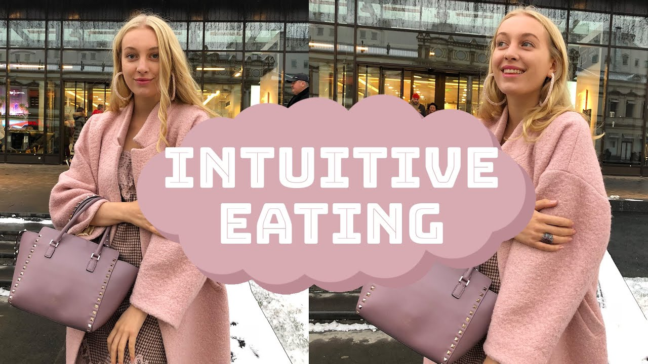 How to eat intuitively and lose weight