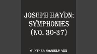 Symphonie No. 36 in E flat: II. Adagio