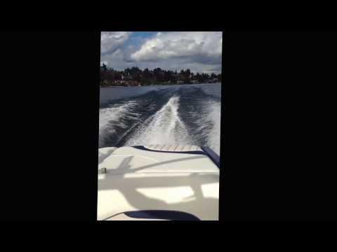 2014 Malibu VTX Ski Wake (diamond hull)