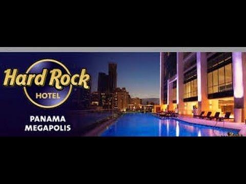 Recorrido por el Hard Rock Hotel Panama