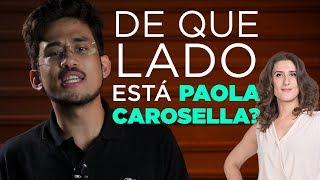 Conheça quem está por trás de Paola Carosella