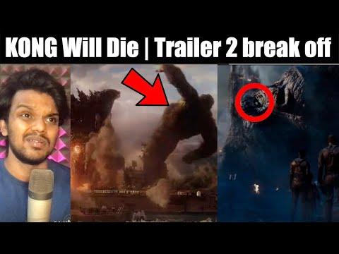 Godzilla Vs Kong Trailer 2 | Break off | Arunodhayan