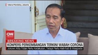 Gambar cover Jokowi: Pemerintah Siap Melindungi Masyarakat dari Virus Corona